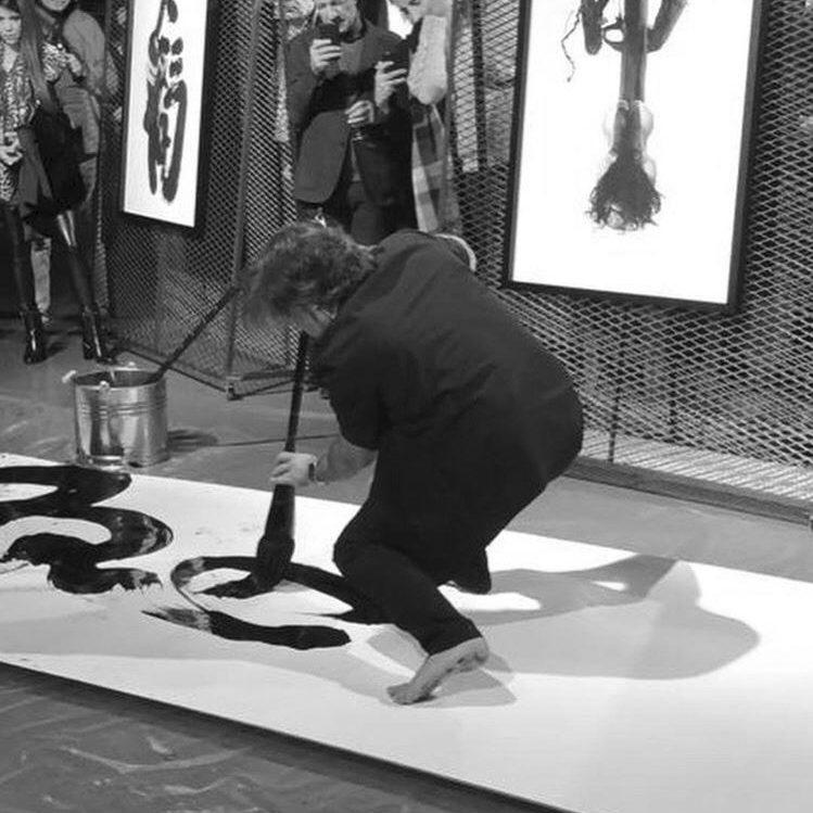 Performances Calligraphie Galerie GAMA - Turquie